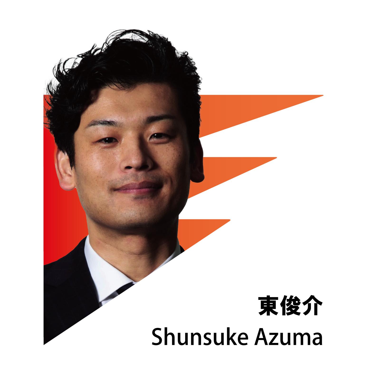 SHUNSUKE AZUMA
