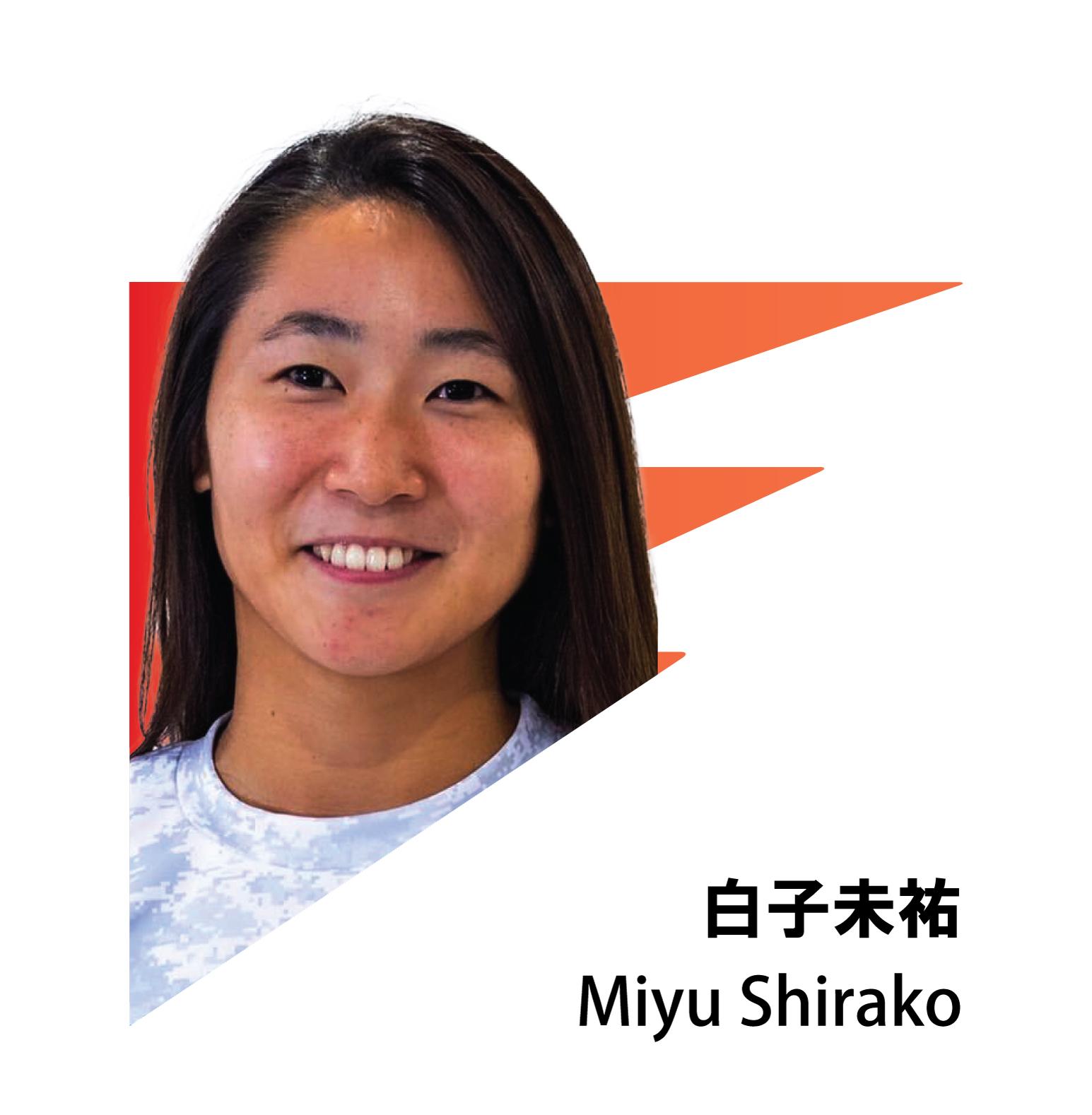 MIYU SHIRAKO