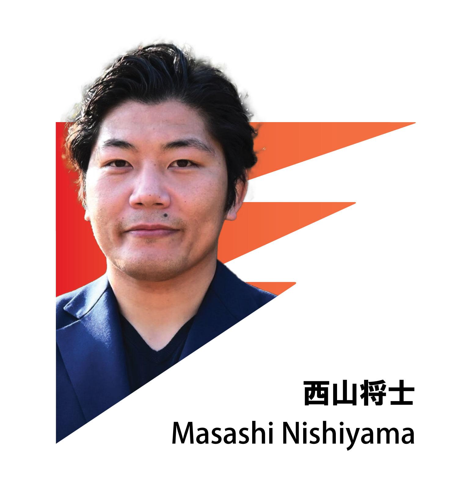 MASASHI NISHIYAMA