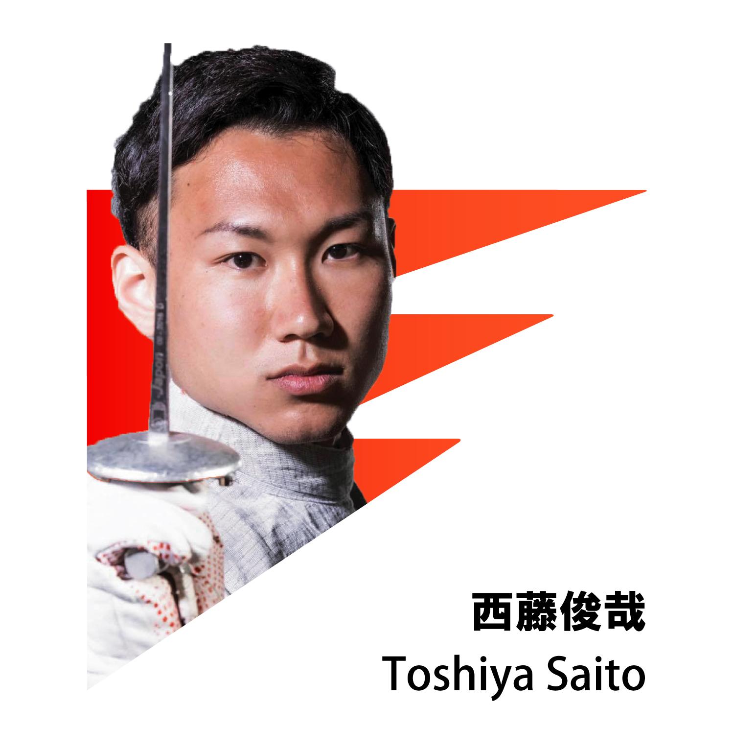 TOSHIYA SAITO