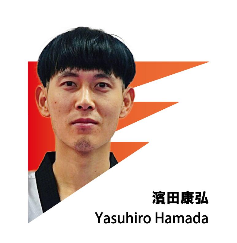 YASUHIRO HAMADA