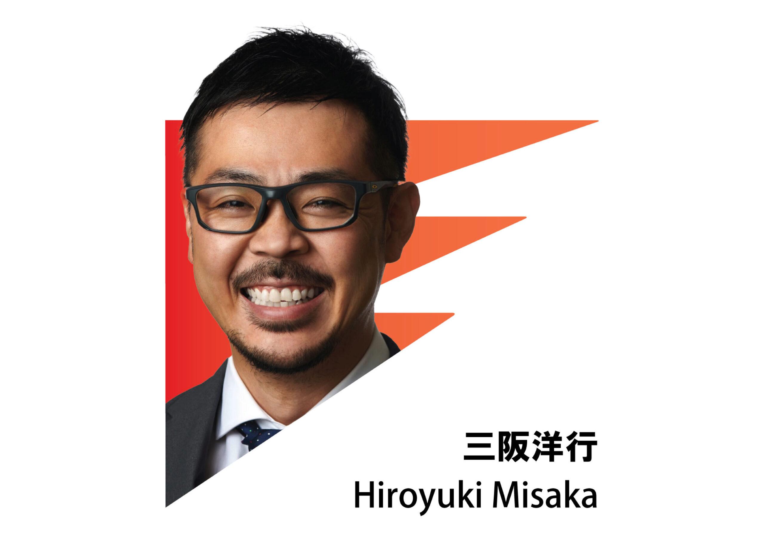 HIROYUKI MISAKA